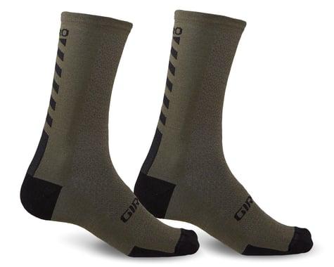 Giro HRc+ Merino Wool Socks (Mil Spec/Black) (S)