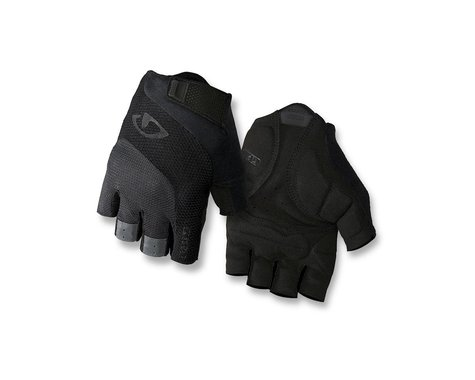 Giro Bravo Gel Gloves (Black/Grey) (S)