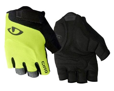 Giro Bravo Gel Gloves (Yellow/Black) (L)