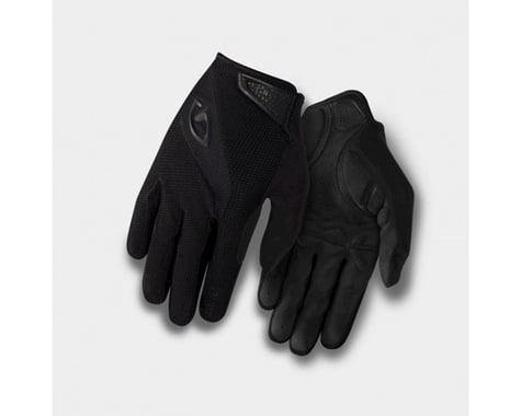 Giro Bravo Gel Long Finger Gloves (Black) (S)