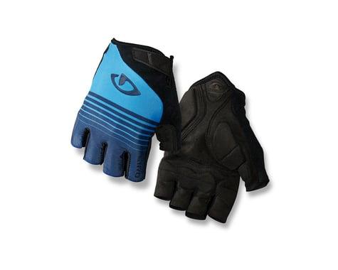 Giro Jag Short Finger Gloves (Blue Fade/Black)