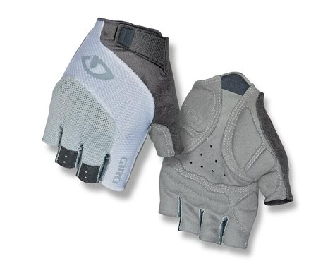 Giro Women's Tessa Gel Gloves (Grey/White) (M)