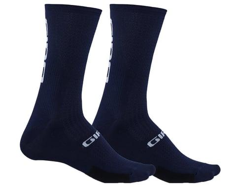 Giro HRc Team Socks (Midnight) (S)