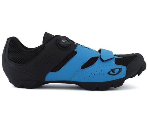 Giro Cylinder Mountain Bike Shoe (Blue/Black) (40)