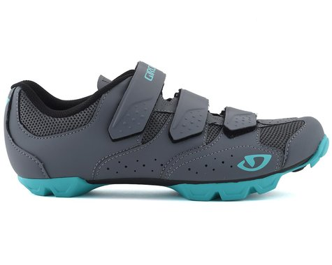 Giro Women's Riela RII Cycling Shoe (Dark Shawdow/Glacier) (36)