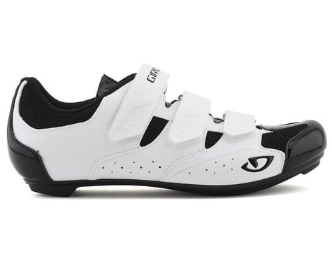 Giro Techne Road Shoes (White/Black)