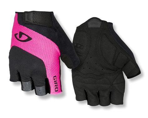 Giro Women's Tessa Gel Gloves (Black/Pink) (XL)