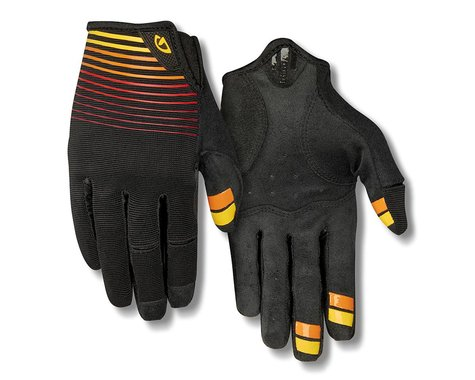 Giro DND Gloves (Black/Heatwave) (S)