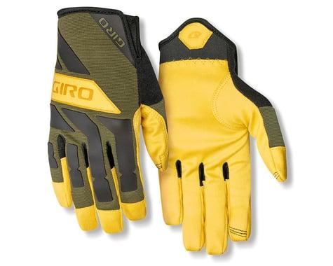 Giro Trail Builder Gloves (Olive/Buckskin) (S)