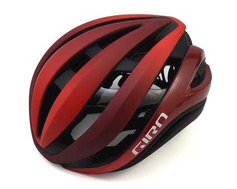 Giro Aether Spherical Road Helmet (Matte Bright Red/Dark Red) (L)