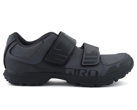 Giro Berm Women's Mountain Bike Shoe (Titanium/Dark Shadow) (36)