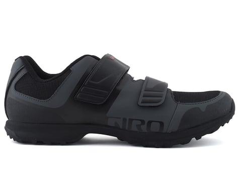 Giro Berm Mountain Bike Shoe (Dark Shadow/Black) (43)