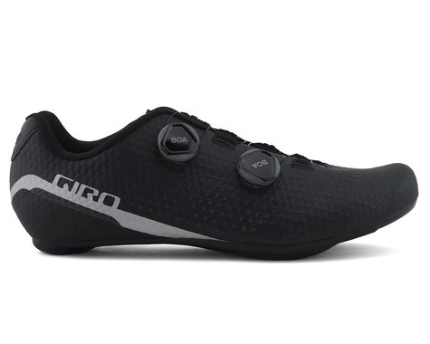 Giro Regime Men's Road Shoe (Black) (45.5)