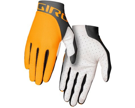 Giro Trixter Gloves (Glaze Yellow/Portaro Grey) (L)
