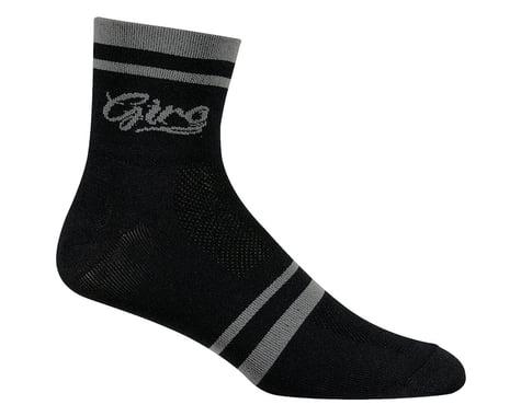 Giro Classic Racer Socks (Grey) (Xlarge)