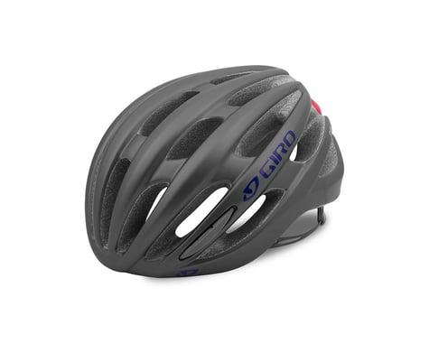Giro Women's Saga Road Helmet - 2018 (Matte Titanium) (Medium)