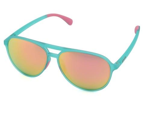 Goodr Mach G Cockpit Optics Sunglasses (Kitty Hawkers' Ray Blockers)