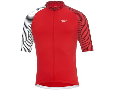 Gore Wear C5 Jersey (Red/White)
