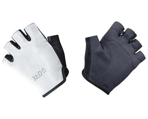 Gore Wear C3 Short Finger Gloves (Black/White)