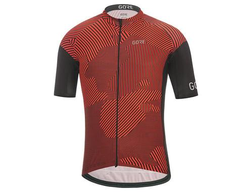 Gore Wear C3 Combat Jersey (Red/Black)