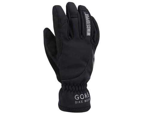 Gore Wear Women's Power Windstopper Soft Shell Gloves (Black)