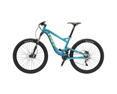 "GT Sensor Elite 27.5"" Mountain Bike - 2016 (Blue) (Xsmall)"