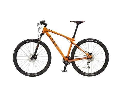 GT Karakoram Elite Mountain Bike - 2016 (Raw Metal)