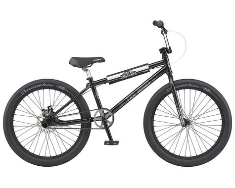 """GT 2021 Pro Series 24"""" BMX Bike (21.75"""" Toptube) (Guinness Black)"""
