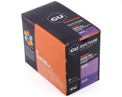 GU Roctane Energy Drink Mix (Grape) (10   2.3oz Packets)