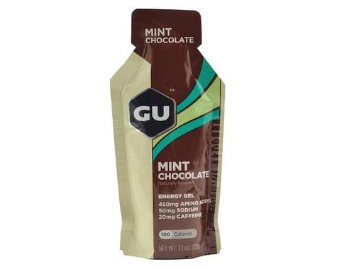GU Energy Gel (Mint Chocolate) (1 | 1.1oz Packet)