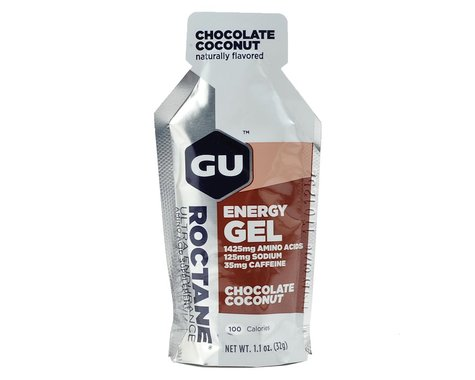 GU Roctane Gel (Chocolate Coconut) (24 | 1.1oz Packets)