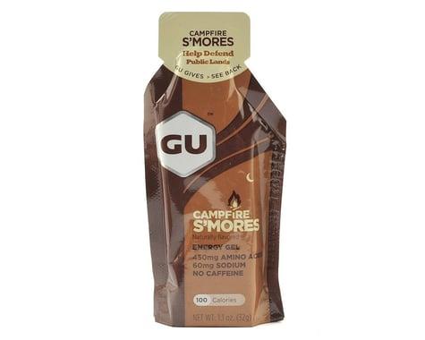 GU Energy Gel (Campfire S'mores) (1   1.1oz Packet)