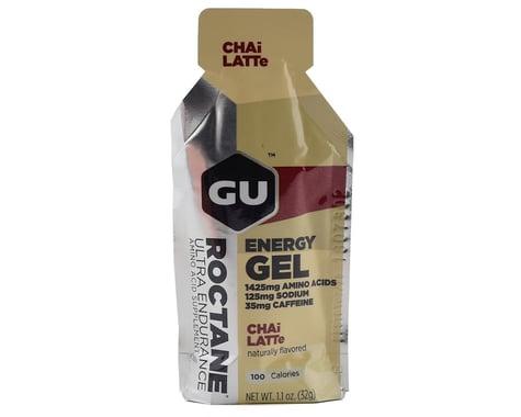 GU Roctane Gel (Chai Latte) (1 1.1oz Packet)