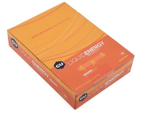 GU Liquid Gel (Orange) (12)