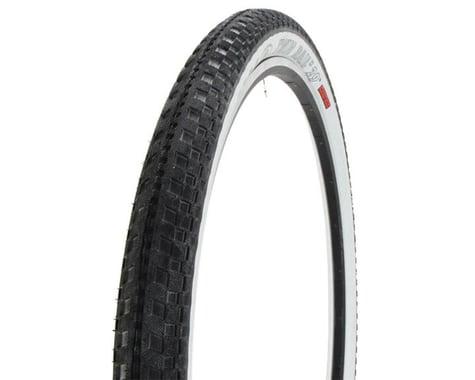 "Halo Wheels Twin Rail II Tire (Black/White) (29"") (2.2"")"