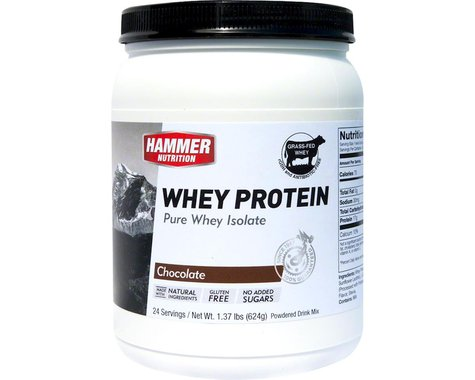 Hammer Whey Protein Drink Mix - 24 Servings (Chocola)