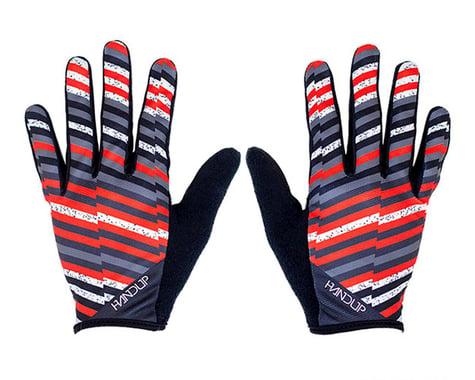 Handup The Analog - Huck It Gloves (Black/Orange/White/Grey)