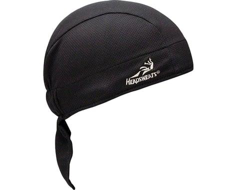 Headsweats Super Duty Shorty Cap (Black) (One Size)