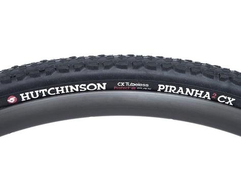 Hutchinson Piranha CX Tubeless Tire (Black)