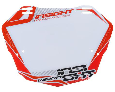 INSIGHT V2 Plate (Red)
