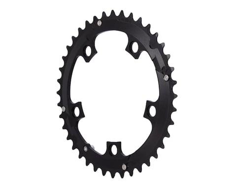 Interloc Racing Design Lobo Chainring (Black) (110mm BCD) (Offset N/A) (40T)