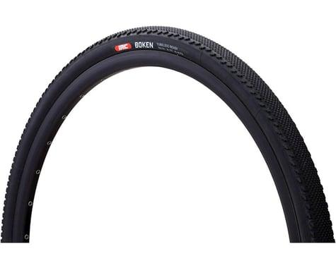 IRC Boken Tubeless Gravel Tire (Black) (700c) (36mm)