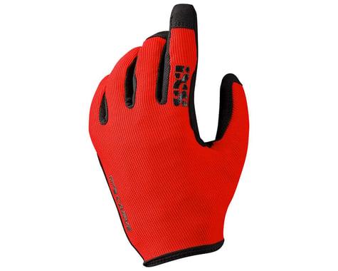 iXS Carve Gloves (Flue Red) (2XL)