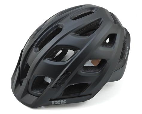 iXS Trail XC Mountain Bike Helmet (Black)