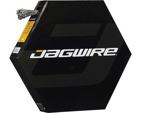 Jagwire Sport Derailleur Cable Slick (Galvanzed) (1.2x2300mm) (Box of 100)