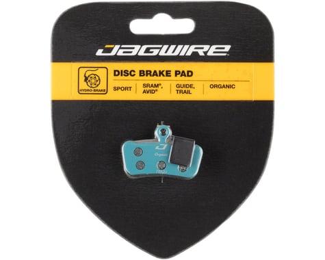 Jagwire Sport Organic Disc Brake Pads (SRAM MTB)