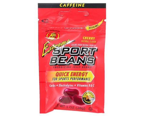 Jelly Belly Extreme Sport Beans (Cherry) (24 | 1.0oz Packets)