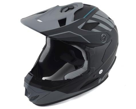 Kali Zoka Youth Helmet (Eon Matte Black/Grey)