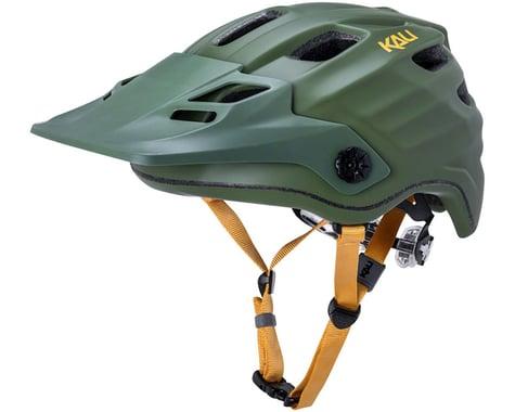 Kali Maya 2.0 Helmet (Matte Khaki/Yellow)
