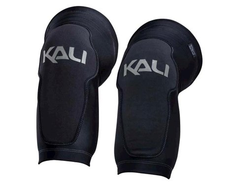 Kali Mission Knee Guards (Black/Grey)